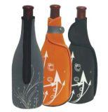 Bouteille de vin portable réutilisable Cooler Tote Sleeve Boite de bière Refroidisseur