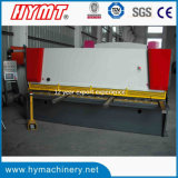 QC11Y-8X2500 Hydraulic Guillotine Shearing Machine/Metallblattausschnittmaschine