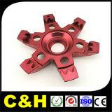 CNC подвергая механической обработке поворачивая Millingparts быстро прототипа нештатный