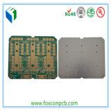 Junta de PCB de aluminio 4-8layer Fabricación para el coche GPS y sistema de navegación GPS