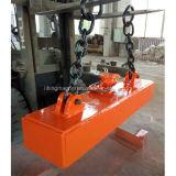 Indústria de levantamento retangular do ímã para as bobinas de aço
