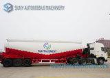 Capacidade elevada do reboque maioria seco resistente durável branco do tanque