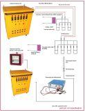 Machine de préchauffage et de traitement thermique pour l'oléoduc chimique de centrale