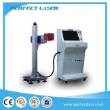 Máquina plástica de la impresión por láser del CO2 con el SGS del CE
