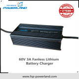 carregador de bateria do lítio de 60V 3A Fanless