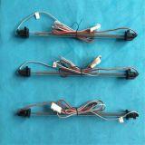 El refrigerador descongela el calentador eléctrico del tubo de cristal de cuarzo del calentador del calentador del alambre de resistencia