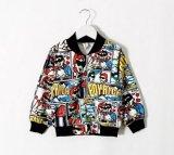 Casaco de bombardeiro de moda personalizado para homem de design