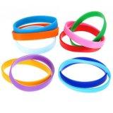 Großhandelssilikon-Gummi-Wristband und Armband für Förderung