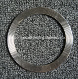 톱니 모양으로 한 Gaskets, Outer Ring Ss304 Ss316 (SUNWELL)를 가진 Kammprofile Gaskets