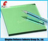 vert-foncé vert-foncé en verre de flotteur de 4mm-12mm teinté en verre/couleur vert-foncé en verre
