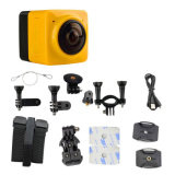 スポーツのビデオ・カメラWiFi H. 264 1280*1042カメラ360度のパノラマの