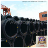 Flange를 가진 모래 Dredge Discharge Hose