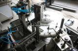 Máquina que capsula del embotellado plástico automático