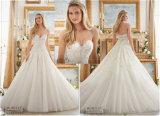 2016 A nupcial deVenda novo - linha vestido de casamento, personalizado
