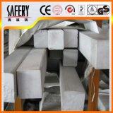 Qualité 201 de la Chine barre carrée de l'acier inoxydable 309 410
