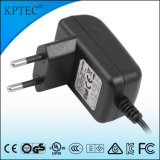 fuente del adaptador de la potencia de la conmutación 12V/1A/12W con el GS y el certificado del Ce