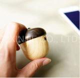 Son sans fil portatif d'orateur de Bluetooth de microphone de Bluetooth de noix de J2s mini avec radio fm