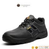 Schoenen van de Veiligheid van de Teen van het Staal van het Werk van Mens de Samengestelde met Echt Leer