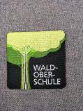 Qualitäts-Soem kundenspezifische Entwurfs-Stickerei-Änderung am Objektprogramm für Kleidungs-Dekoration