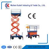 500kg 11m Luftarbeit-Plattform Scissor Aufzug