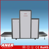 Grande varredor K100100 da bagagem da máquina do equipamento do detetor da raia do túnel X