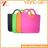 Resistência de abrasão com uma bolsa do silicone da forma da capacidade elevada do fechamento (YB-HR-8)