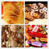 Balanza de Digitaces del envasado de alimentos de bocado