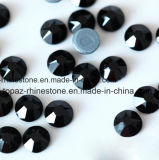 Schwarz-heißer VerlegenheitRhinestoneglasrhinestone-Exemplar Preciosa Stein des Strahlen-2018 neuester Ss16 (Schwarz-/5A-Grad des Strahles HF-ss16)