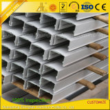Verdrängter Aluminiumu-profilstäbe für Möbel-Dekorationen