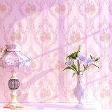 벽 종이, Wallcovering 의 벽 장식, 3D PVC 벽 직물, PVC 마루 장, PVC 벽지