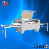 Máquina de corte a laser de tamanho médio com tabela de trabalho de nível móvel (JM-1090H-MT)