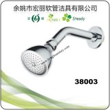 38007 têtes de douche de zinc pour le marché sud-américain