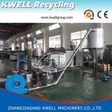 Película Agglomerator de PP/PE que recicl a linha de granulagem/máquina plástica do granulador/extrusora plástica