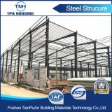Vertiente estructural de acero de la granja lechera de Prefabricatied con talla modificada para requisitos particulares