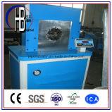 Machine sertissante de boyau d'air fanfaron de découpage automatique à haute pression de fil