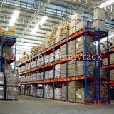 Cremalheira industrial do aço do armazenamento do armazém