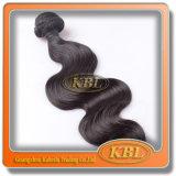 2016年に編むマレーシアの毛のボディ波