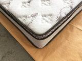 Vácuo confortável do colchão de mola do bolso da parte superior do descanso da alta qualidade 2016 - embalado