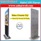 De Spelers van de Media van de Kwaliteit TFT LCD van Hight Digitaal wat betreft LCD Signage