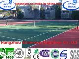 Tegels van de Bevloering van de Tennisbaan van de douane de Comfortabele