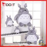 Giocattolo su ordinazione farcito della peluche di Totoro del giocattolo di Totoro della peluche
