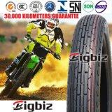 pour le pneu bon marché de moto du marché de l'Afrique (2.50-17)