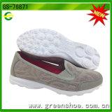 Выскальзование нового прибытия Breathable на ботинках для женщин (GS-76871)