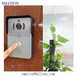Campanello per porte senza fili della videocamera del carillon di Dingdong di obbligazione di WiFi del portello