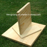 Chapas de madera de pino