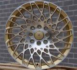 A roda o mais tarde aberta da liga do mercado de acessórios do molde