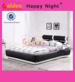 Schwarz-Bett des neuen Modell-2016 für Schlafzimmer G992
