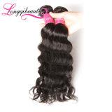 Qualitäts-unverarbeitete malaysische Jungfrau-natürliches Wellen-Haar
