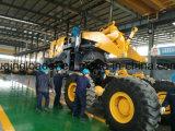 猫Semの鉱山機械5tのローダー
