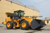 De Lader van de Bedieningshendel van Hyundai met AC 5 Ton van de Geschatte Lading